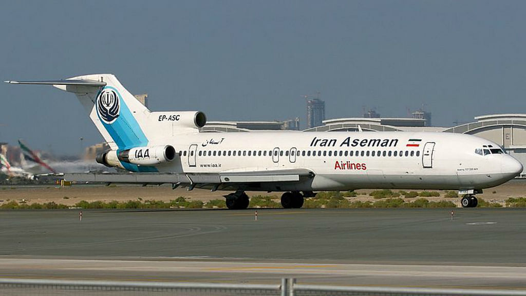 Plane crashes in southern Iran, all 66 aboard killed