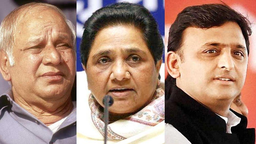 After UP bypolls, Yogi quotes Gita, Akhilesh remembers Kanshi Ram