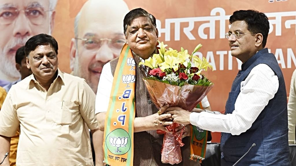 Amit Shah hopes Naresh Agarwal will wreck Opposition unity