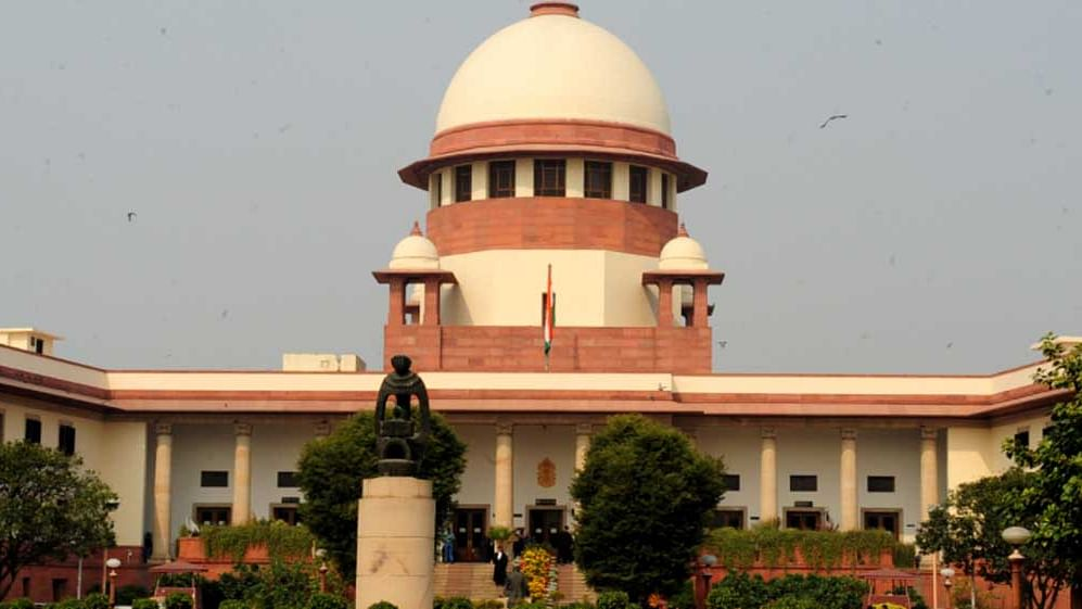 SC stays proposed changes in Delhi's Master Plan 2021