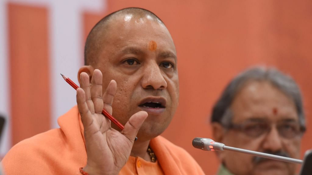 UP government likely to withdraw cases against Yogi Adityanath