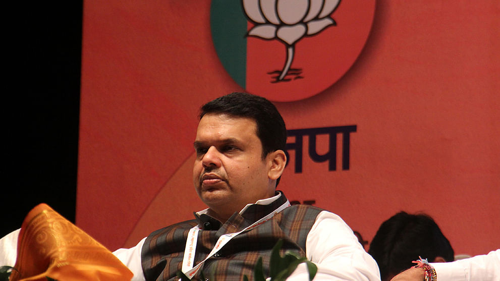 Fadnavis tells NH anyone threatened by his cousin should go to the cops