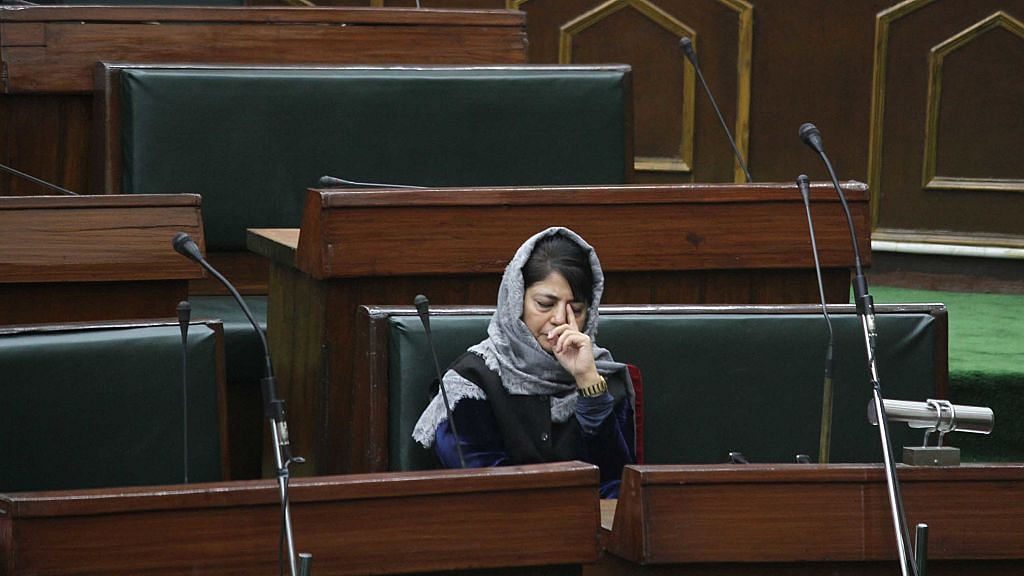 J&K  border conflict: Chief Minister Mehbooba Mufti's lonely cry for peace