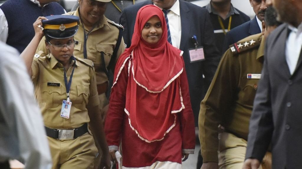"Hadiya: ""All this happened because I embraced Islam"""