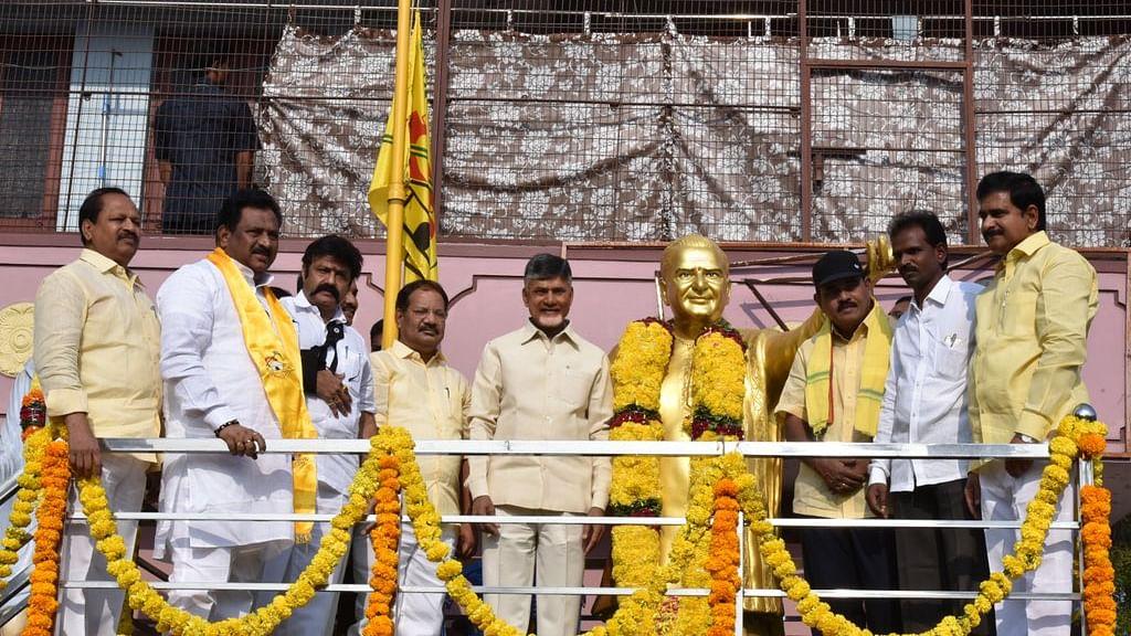 TDP quits NDA; Chandrababu Naidu to support YSRC's no-confidence motion