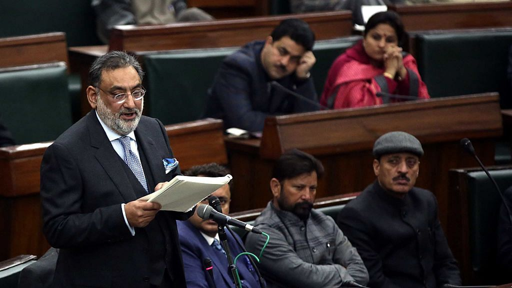 J&K: Haseeb Drabu loses ministry after comments in Delhi
