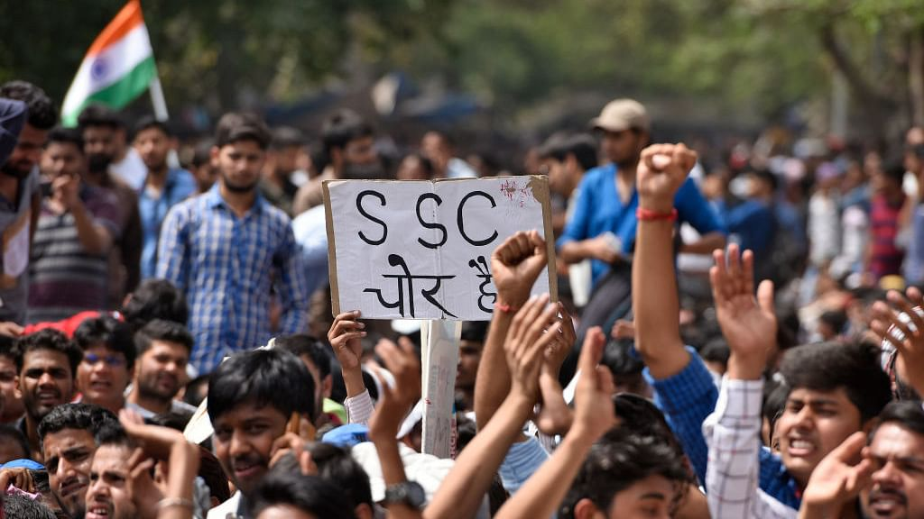 SSC Exam Scam: Ordeal of a protesting youth