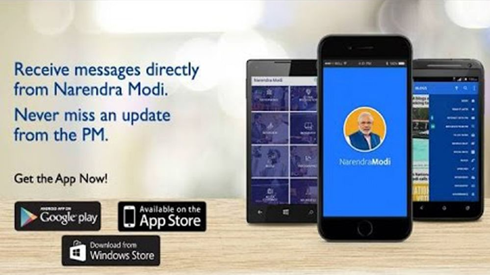 NAMO App transferring user data to US company