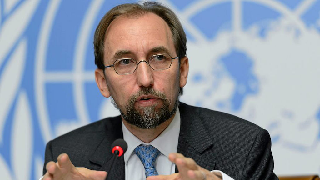 India protests UN human rights chief's comments on Kashmir