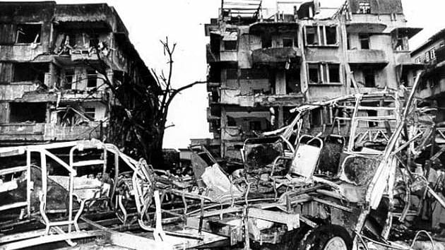 25 years ago: Mumbai serial blasts on March 12, 1993