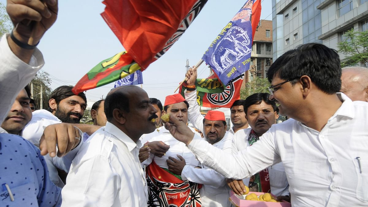 Will BJP challenge united Opposition in UP MLC election?