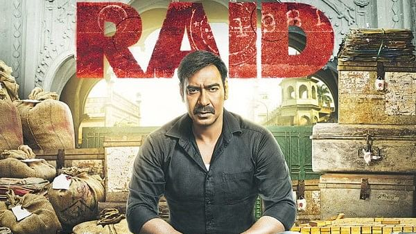 Raid, an apt political thriller for our times