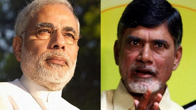 TDP pulls out of  Modi government, two ministers to quit