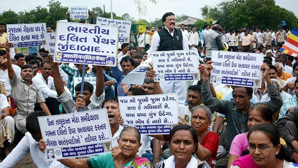Gujarat govt refuses to withdraw cases against Dalits who protested Una incident
