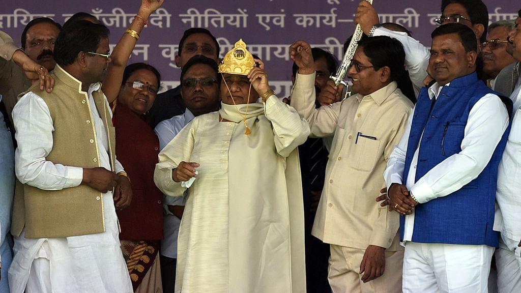 Mayawati emerges kingmaker