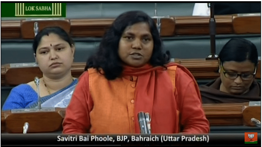 NH Exclusive: Dalit BJP MP Savitri Bai Phule slams Modi Govt