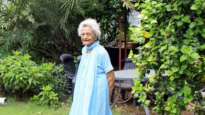Lucknow's legendary Begum Hamida Habibullah dead at 102