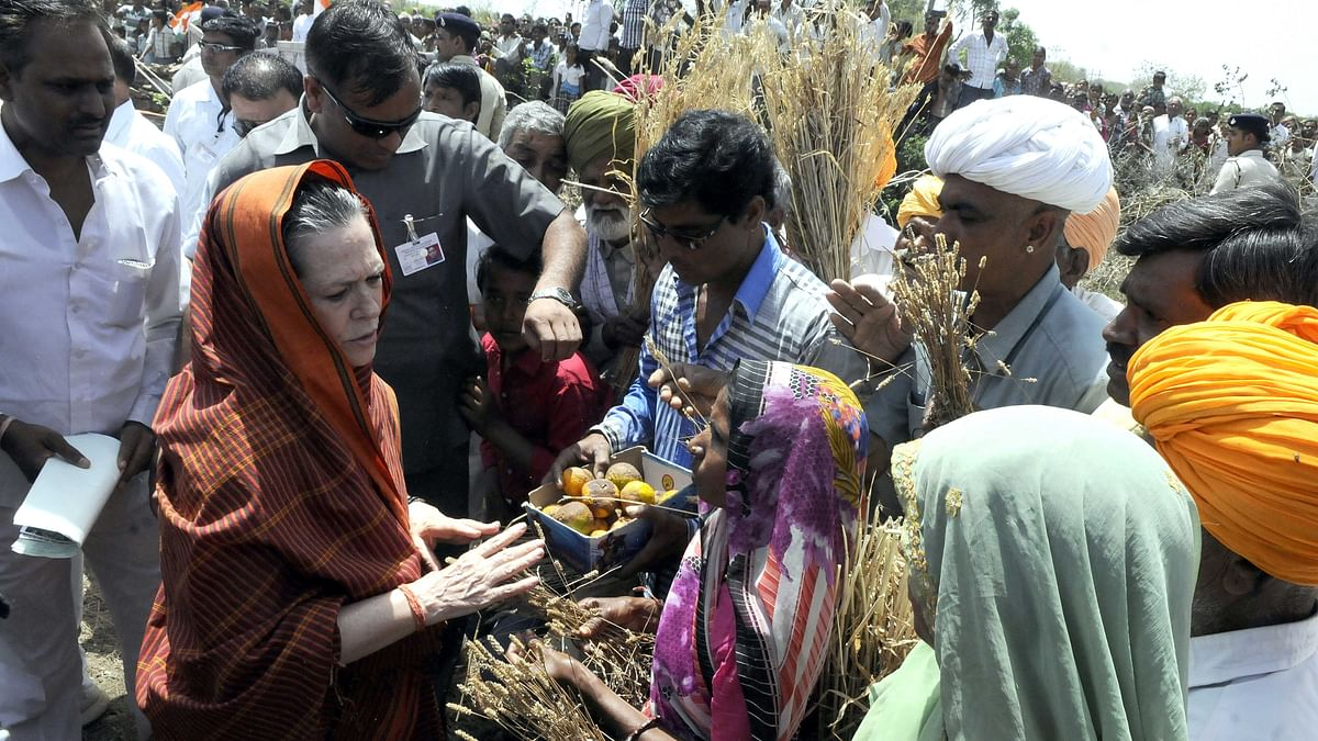 Congress Plenary 2018: Sonia Gandhi, a friend of the poor