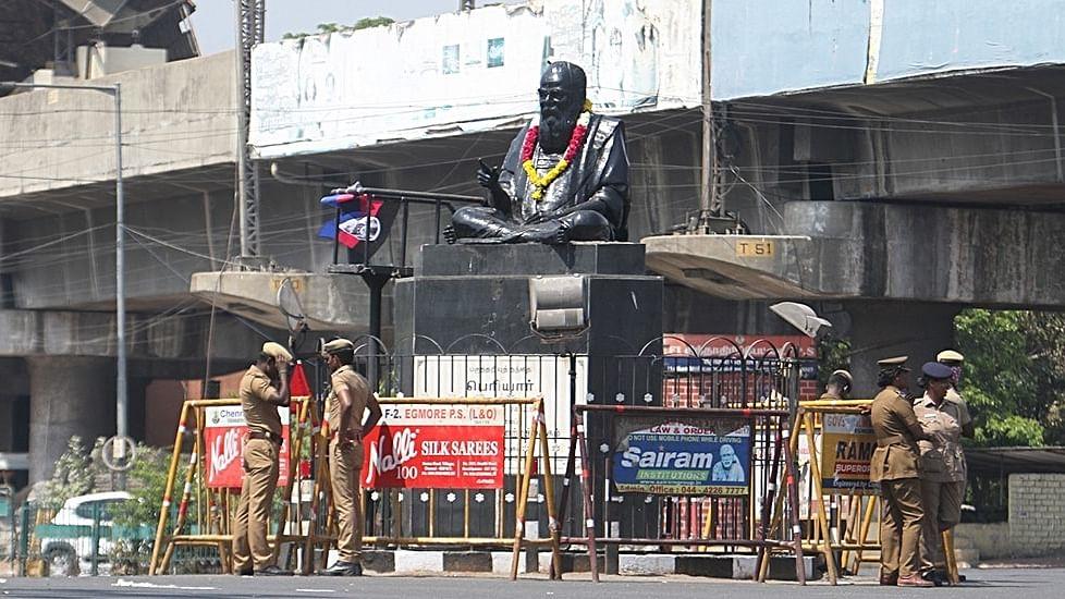 Periyar statue desecration: Tamil Nadu responds in one voice to BJP