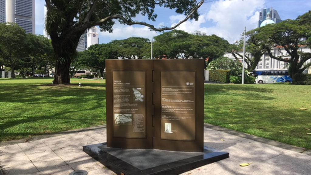 Rahul Gandhi to visit historic Netaji memorial in Singapore on March 8