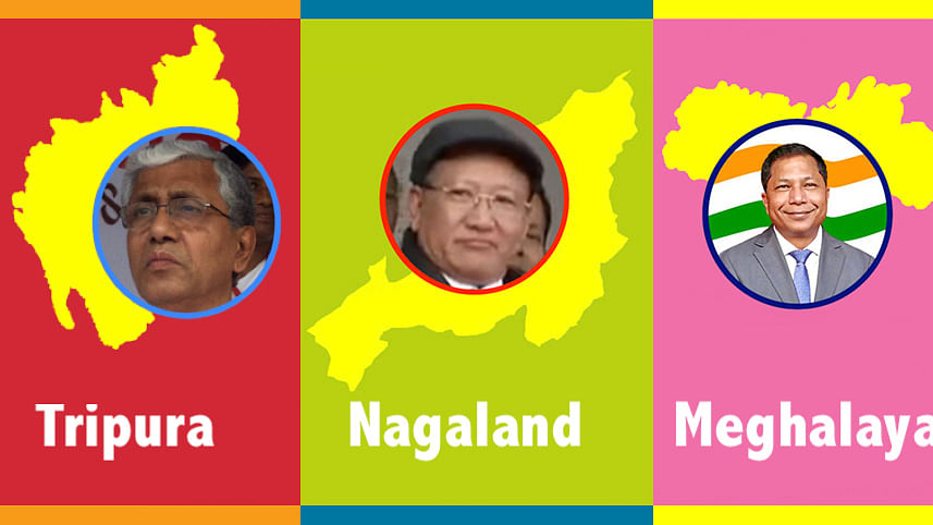 """Live election results: Mukul """"keeps cards close to chest"""" in Meghalaya"""