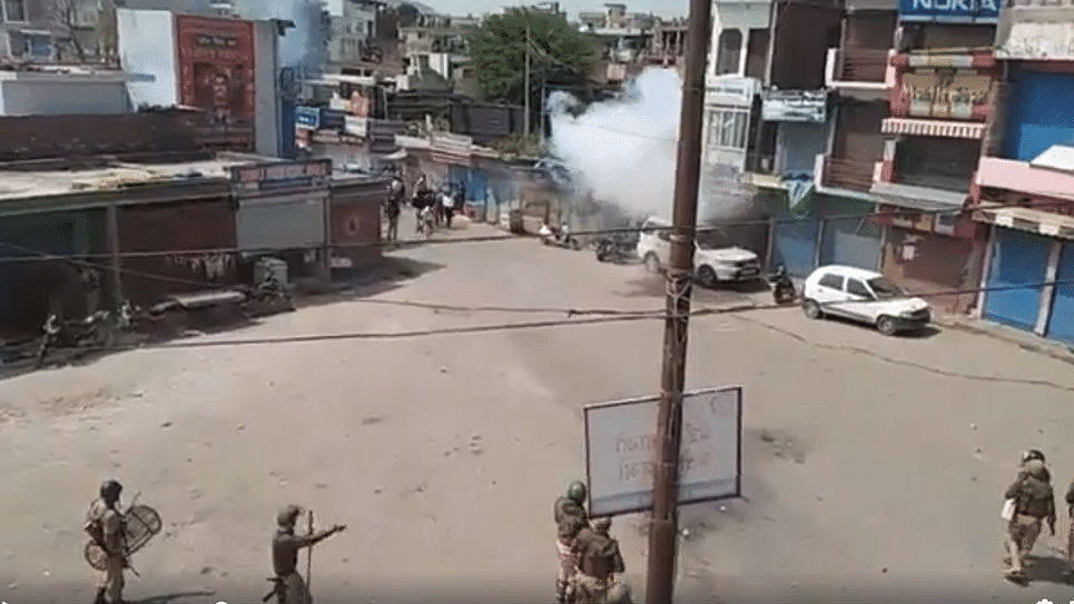 Sedition charges against Hindus and Sikhs in Nowshera