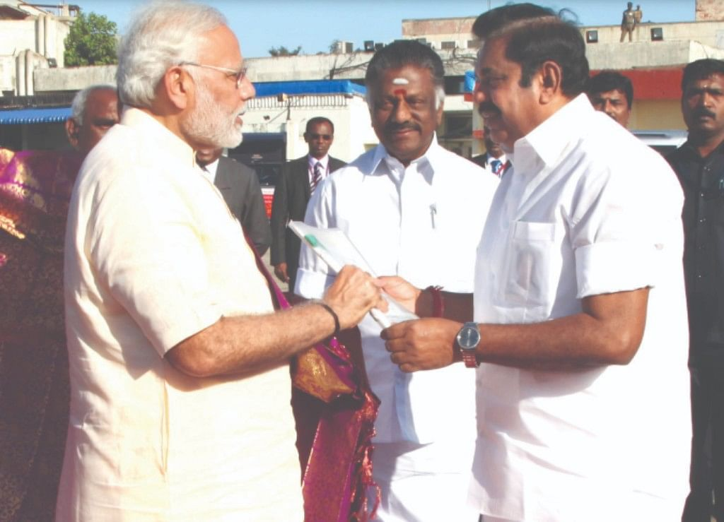 Tamil Nadu tough nut to crack for BJP