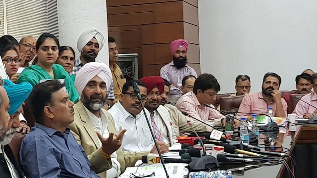Punjab budget: Cash-strapped govt announces farm loan waivers, introduces development tax