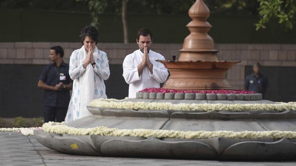 Rahul says he, Priyanka have 'completely forgiven' Rajiv's killers