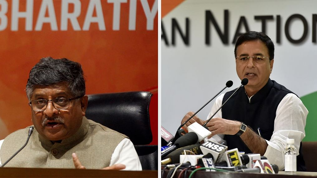 Congress shows how BJP used Cambridge Analytica to influence elections
