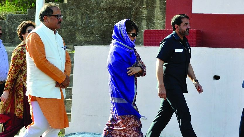 J&K: PDP and BJP's uncomfortable marriage