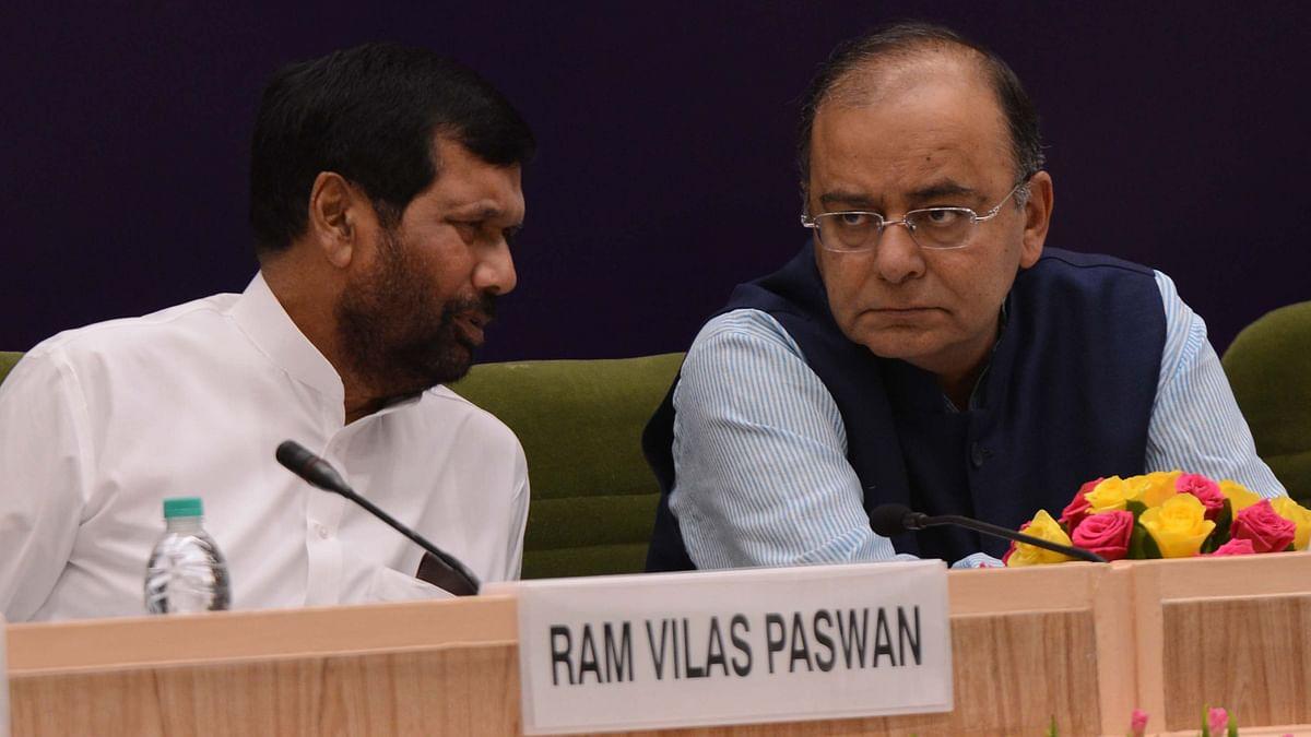 Ram Vilas Paswan indicates climate change in Bihar politics post bypolls