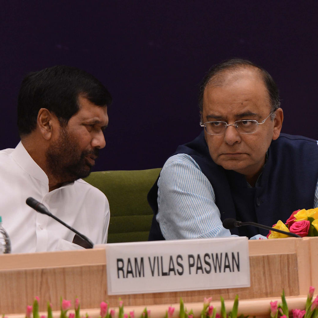 Ram Vilas Paswan Indicates Climate Change In Bihar Politics Post Bypolls
