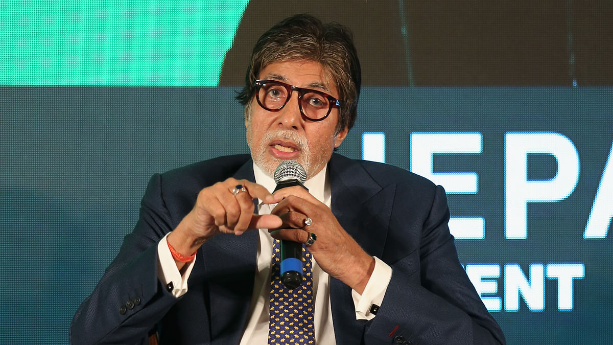 Amitabh Bachchan rails against 60-year copyright rule, calls it 'rubbish'