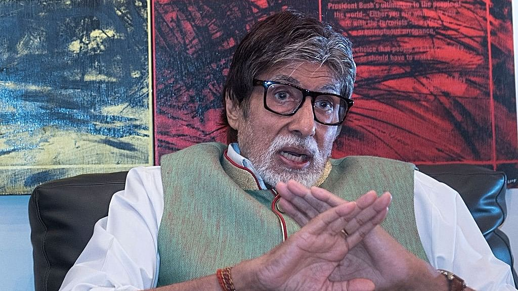 'Beti Bachao' champion Amitabh Bachchan doesn't want to discuss rape issue