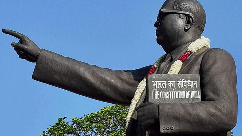 Another Ambedkar statue vandalised in UP's Firozabad