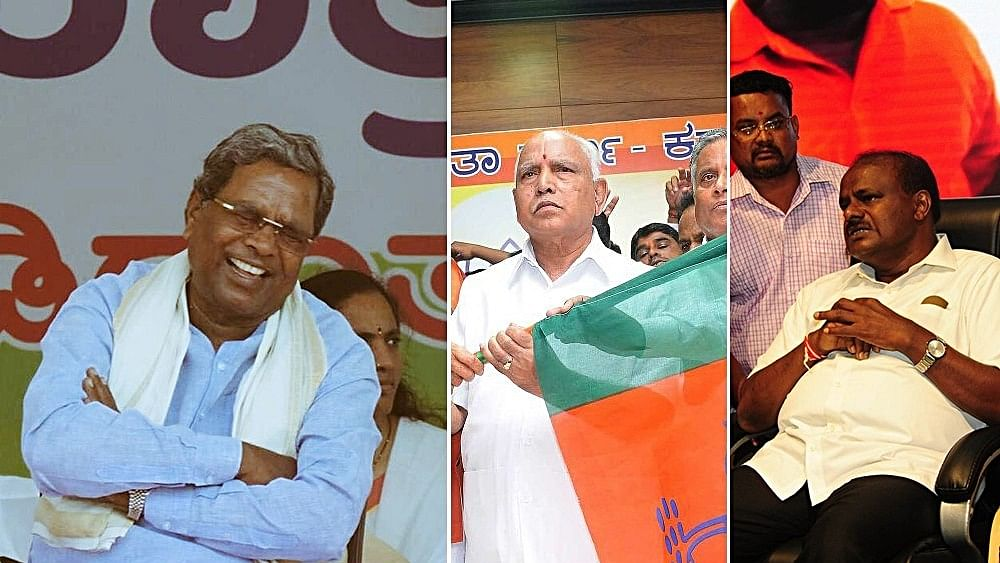 Change in Karnataka not visible on ground, only in new opinion polls