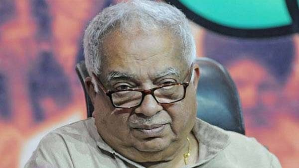 Kerala leaders mourn passing of veteran journalist TVR Shenoy