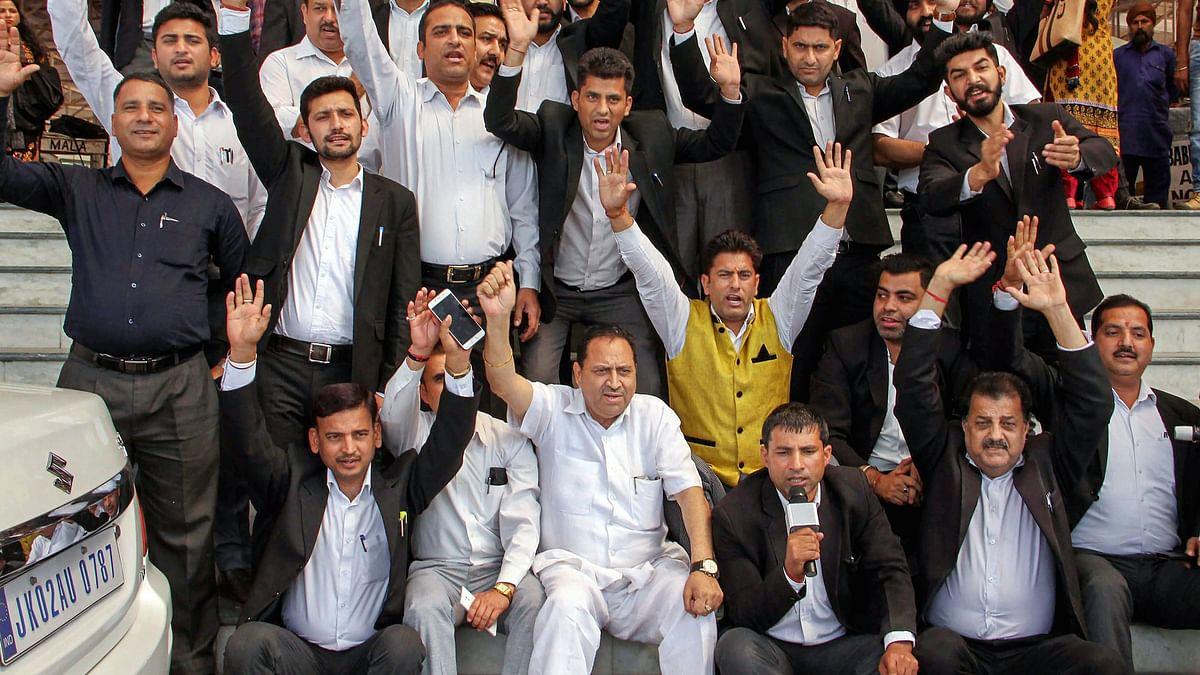 J&K: Communal divide now splits lawyers in Jammu
