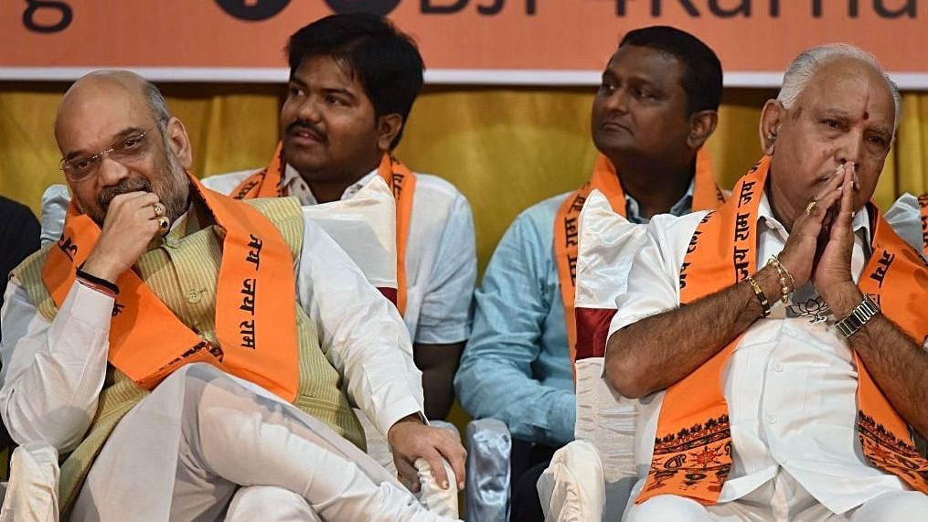 Karnataka BJP forced to withdraw offensive election advertisements
