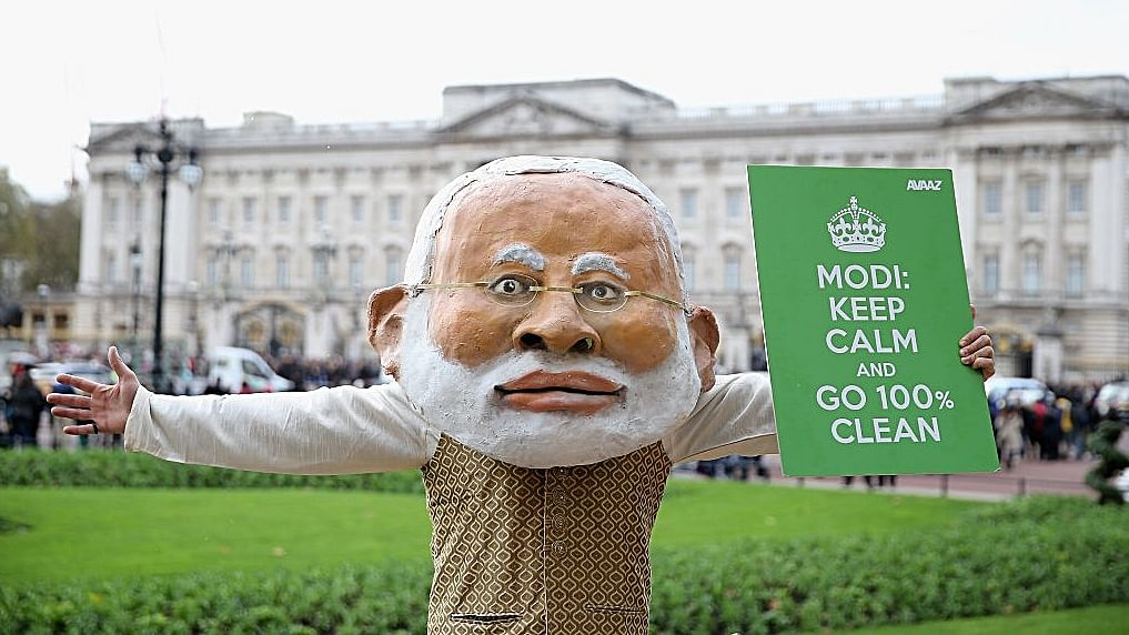 PM Modi's UK visit: London to see protests and counter-protests