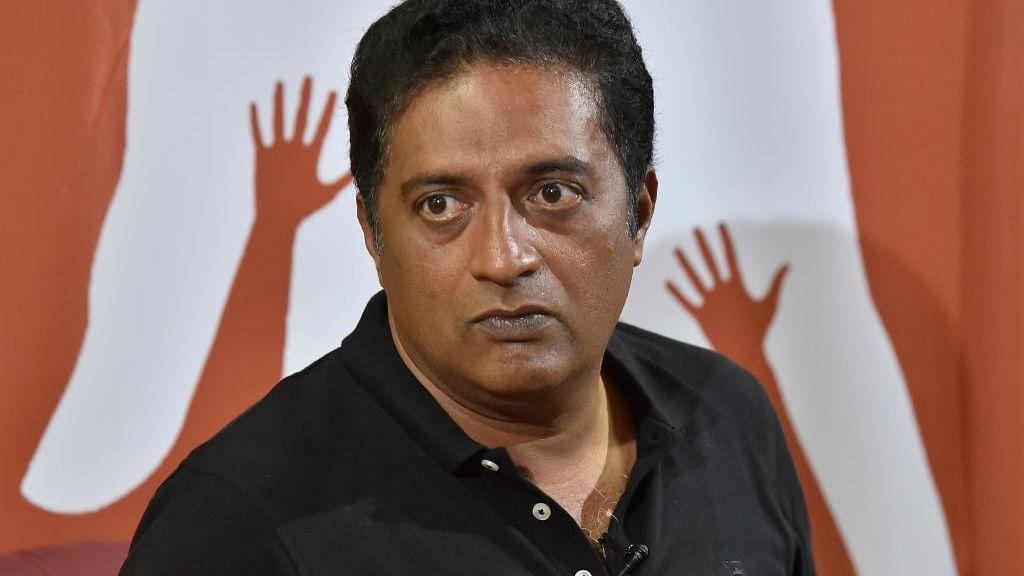 Prakash Raj: 'BJP doesn't know governance'