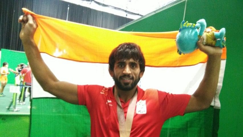 Don't want in-laws or land in Kashmir: ace wrestler Bajrang Punia