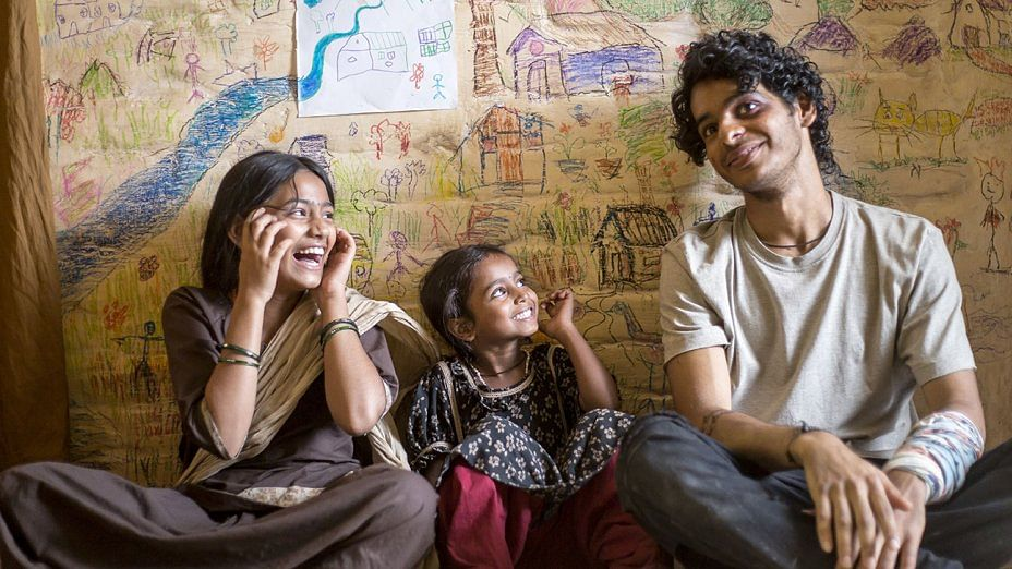 Beyond the Clouds: Poetry through visuals by Majid Majidi