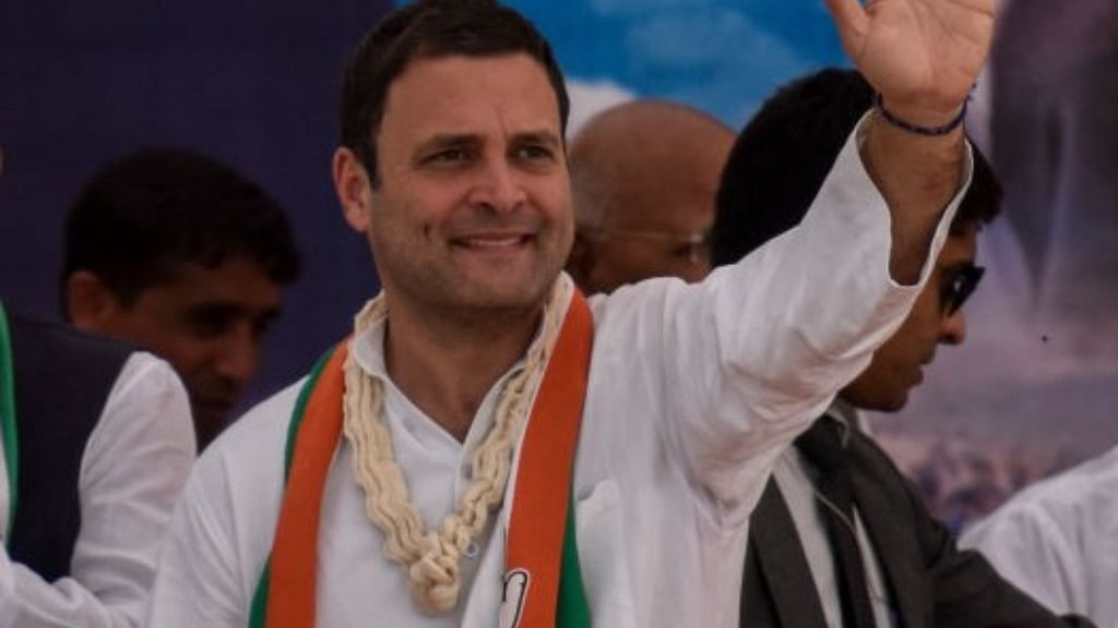 Rahul to launch year-long 'Save Constitution' campaign