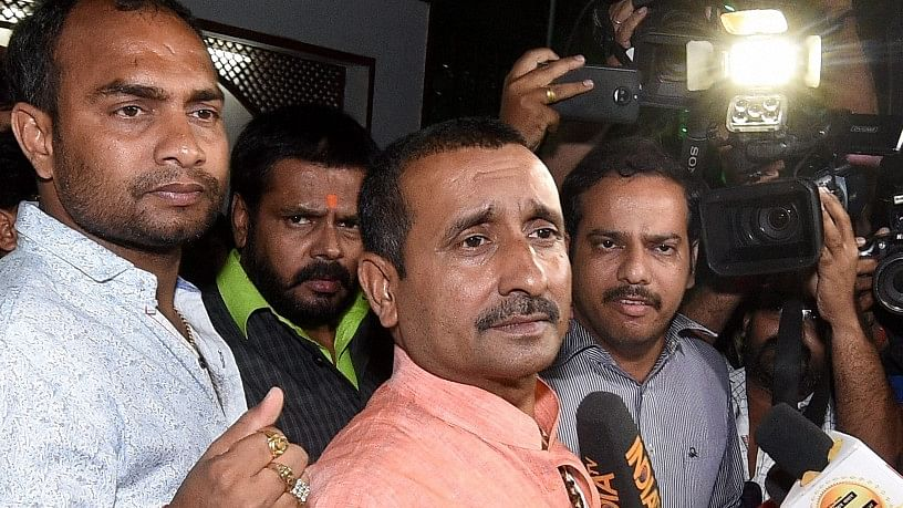 Kuldeep Sengar calls charges against him 'political conspiracy', says he prayed for rape survivor's recovery