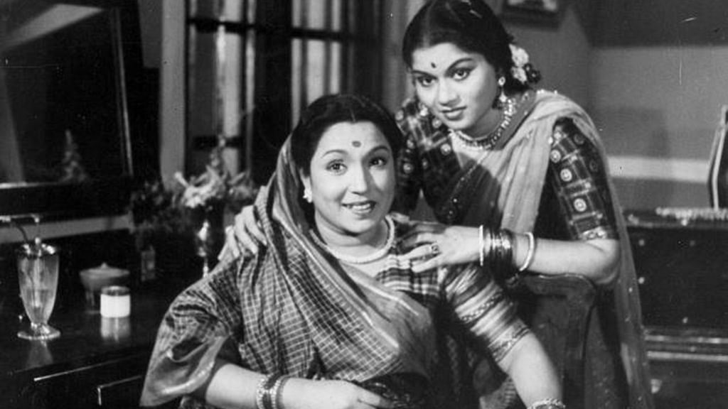 Lalita Pawar: That unforgettable 'evil woman'