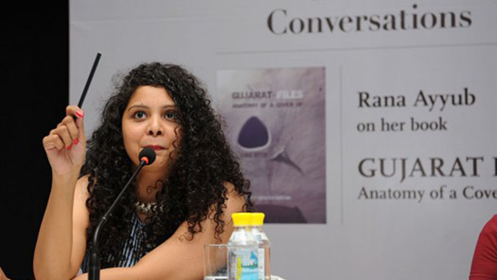 Journalist Rana Ayyub gets threats following fake news circulated about her