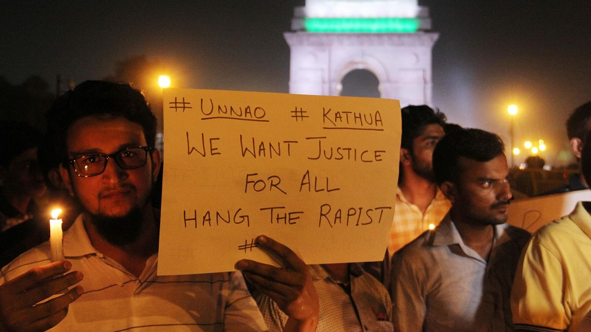Will death sentence for rape stop the crime?