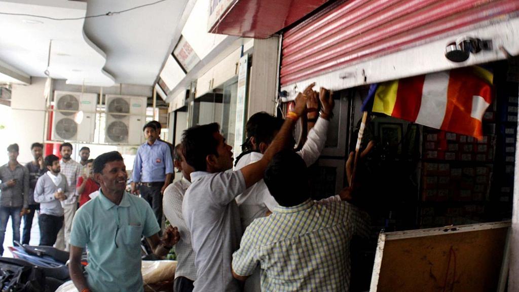 Bharat Bandh: Shiv 'Raj' fails again in Madhya Pradesh